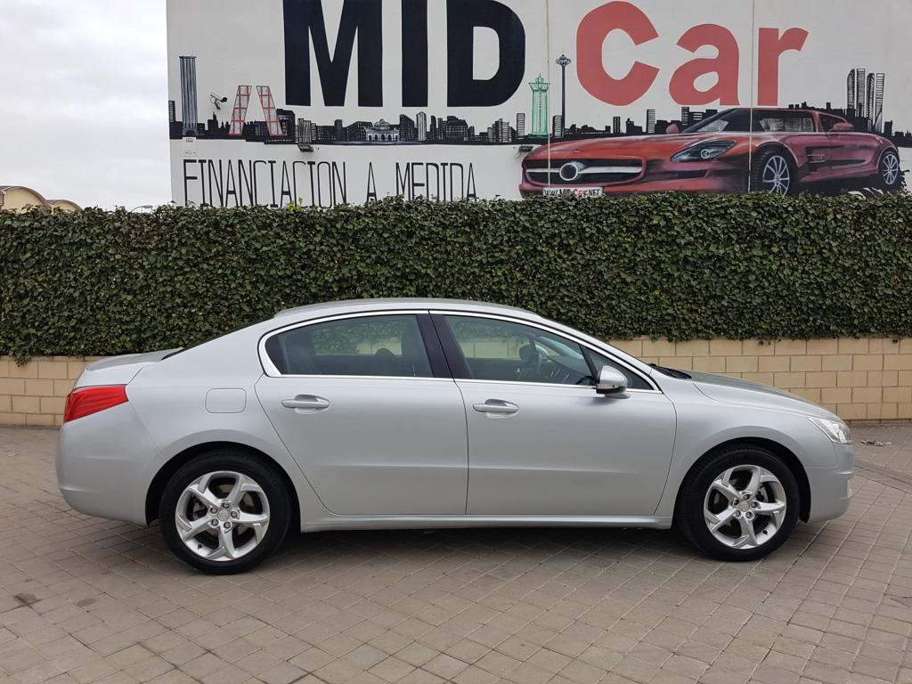 Autocasión MID Car vehículos segunda mano Madrid, Torrejón de Ardoz, Peugeot 508 Active 2.0 HDI 140cv al mejor precio