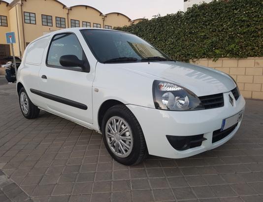 Autocasión MID Car vehículos segunda mano Madrid, Torrejón de Ardoz - Renault Clio Societe 1.5dCi 65 al mejor precio
