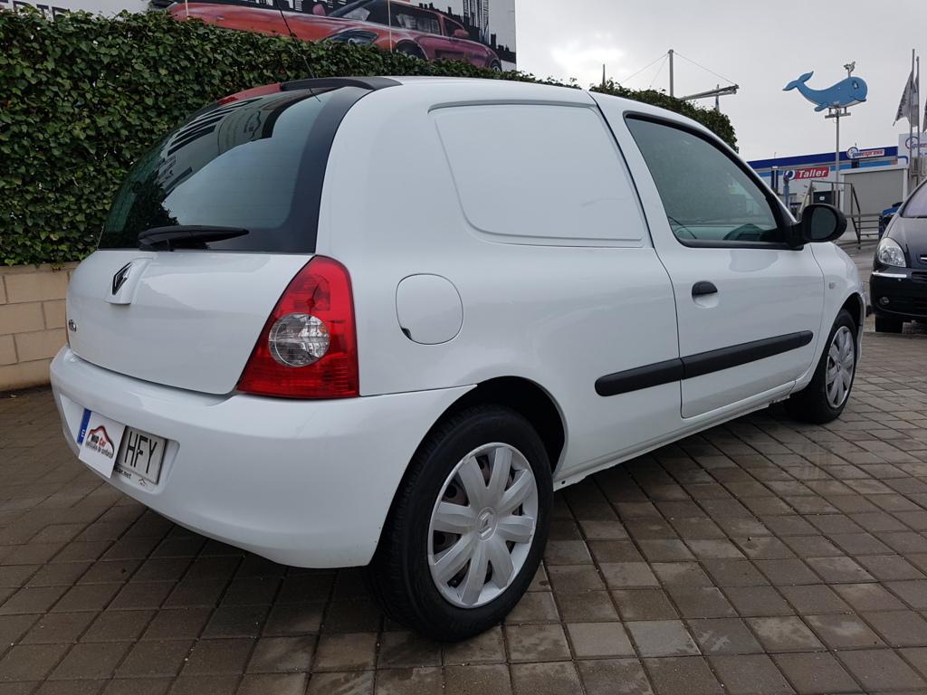 Autocasión MID Car vehículos segunda mano Madrid, Torrejón de Ardoz, Renault Clio Societe 1.5 dCi 75 Euro5 al mejor precio