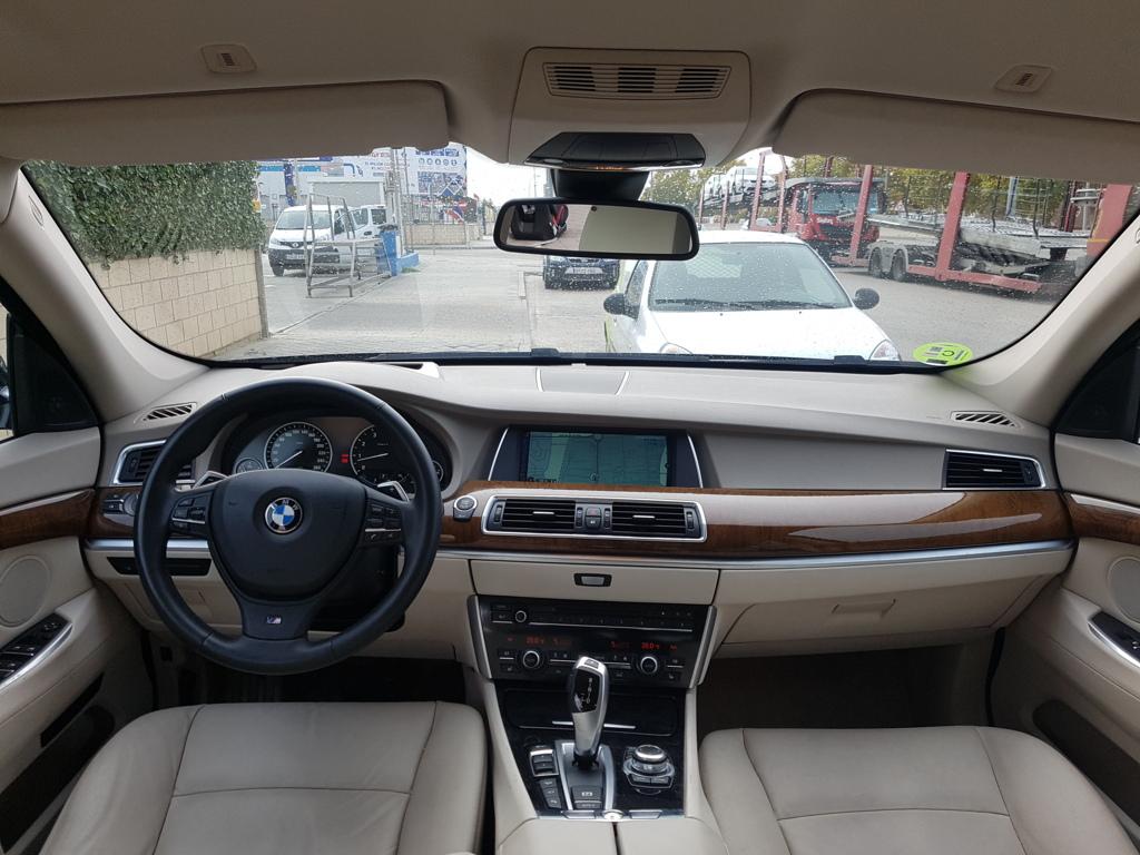 Autocasión MID Car vehículos segunda mano Madrid, Torrejón de Ardoz, BMW 535i Xdrive GT 306Cv al mejor precio