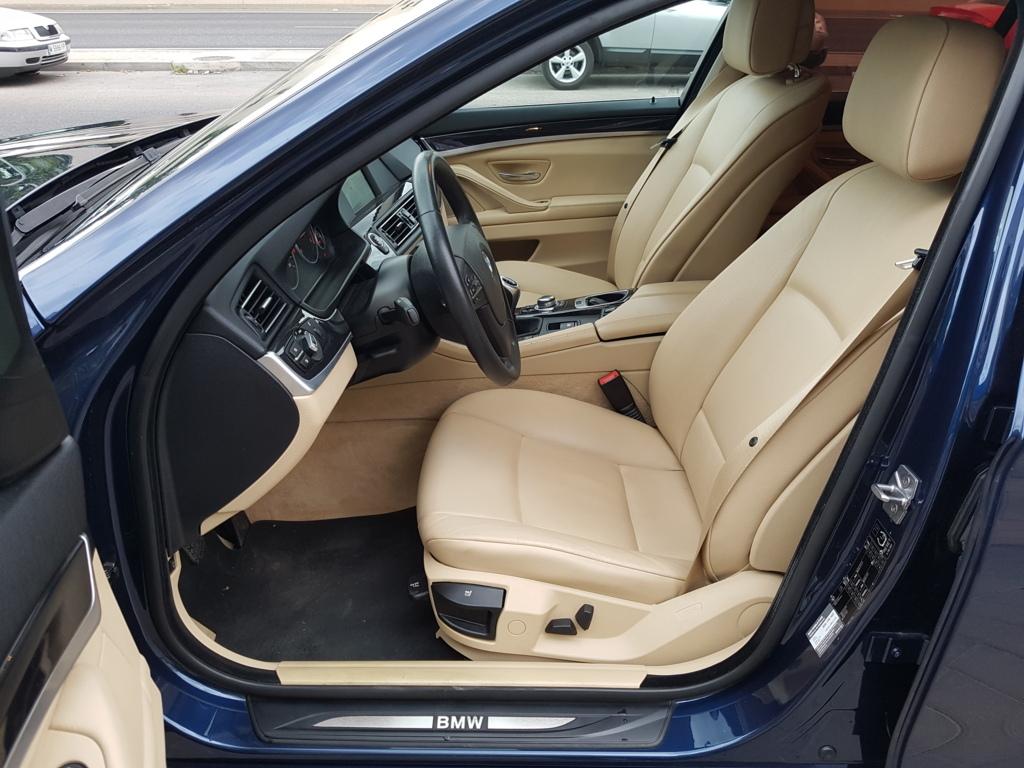 Autocasión MID Car vehículos segunda mano Madrid, Torrejón de Ardoz, Bmw 520D al mejor precio