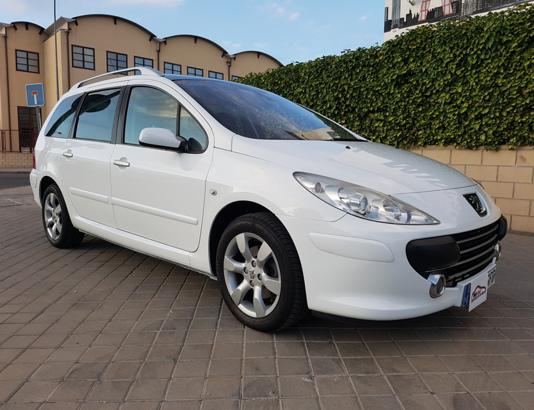 Autocasión MID Car vehículos segunda mano Madrid, Torrejón de Ardoz - Peugeot 307 SW 1.6 HDi 90 Pack al mejor precio