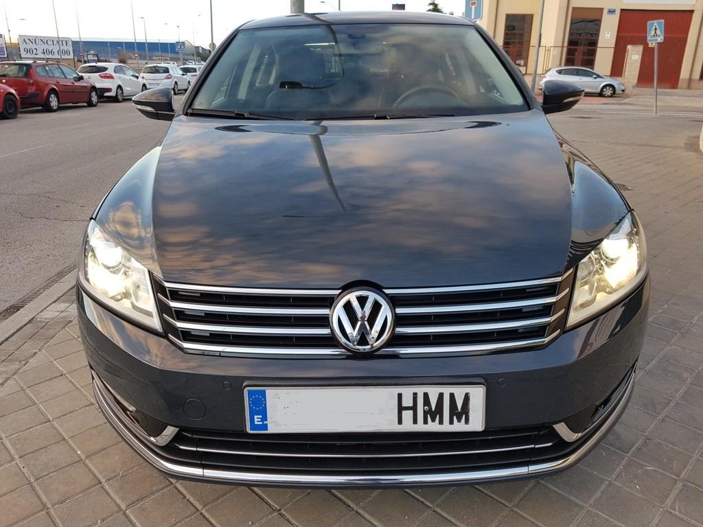 Autocasión MID Car vehículos segunda mano Madrid, Torrejón de Ardoz, Volkswagen Passat 2.0 TSI 211cv DSG Highline al mejor precio