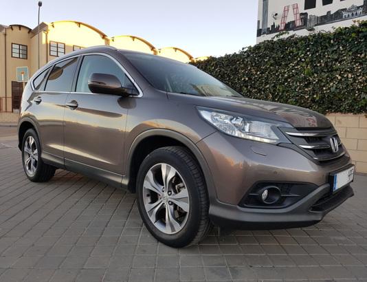Autocasión MID Car vehículos segunda mano Madrid, Torrejón de Ardoz - Honda Cr-v 2.2 iDTEC Lifestyle 150Cv 4x4 al mejor precio