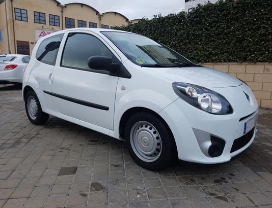 Autocasión MID Car vehículos segunda mano Madrid, Torrejón de Ardoz - Renault Twingo Societe 1.5 dCi 75 Euro5 al mejor precio