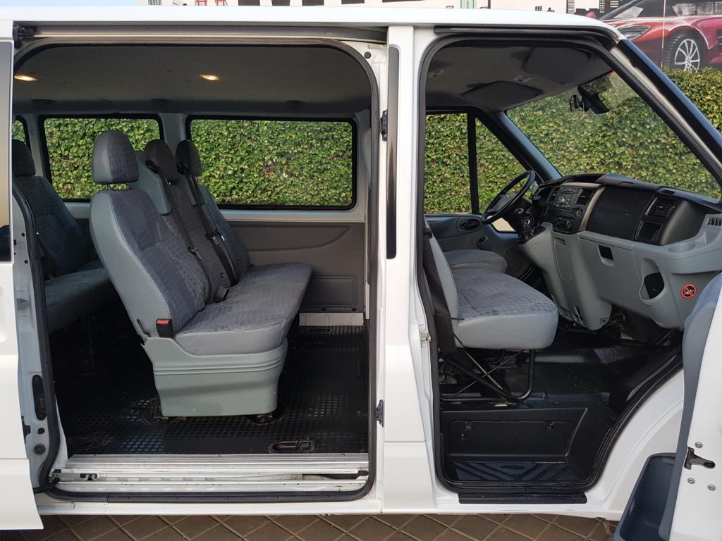 Autocasión MID Car vehículos segunda mano Madrid, Torrejón de Ardoz, Ford Transit 280 S 125CV Kombi al mejor precio