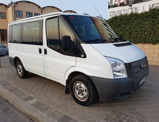 Autocasión MID Car vehículos segunda mano Madrid, Torrejón de Ardoz - Ford Transit 280 S 125CV Kombi al mejor precio