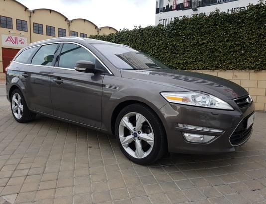 Autocasión MID Car vehículos segunda mano Madrid, Torrejón de Ardoz - Ford Mondeo SB 2.0Tdci 140Cv Titanium al mejor precio