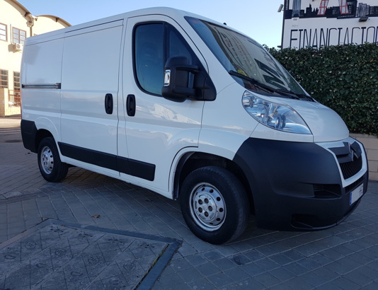 Autocasión MID Car vehículos segunda mano Madrid, Torrejón de Ardoz - Citroen Jumper 2.2Hdi 30L1H1 110Cv al mejor precio