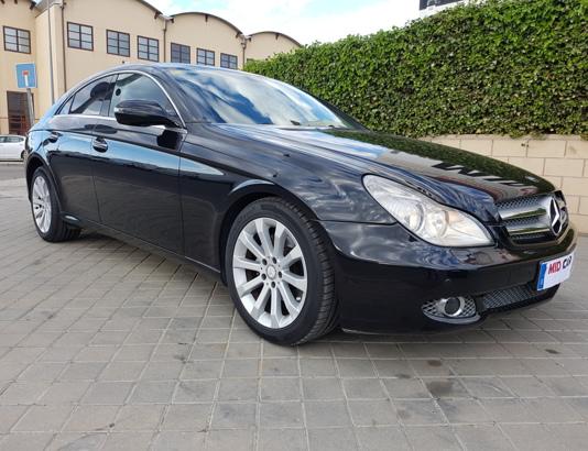 Autocasión MID Car vehículos segunda mano Madrid, Torrejón de Ardoz - Mercedes Benz CLS 350Cdi al mejor precio