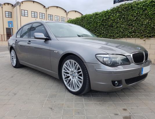 Autocasión MID Car vehículos segunda mano Madrid, Torrejón de Ardoz - BMW 745Da al mejor precio