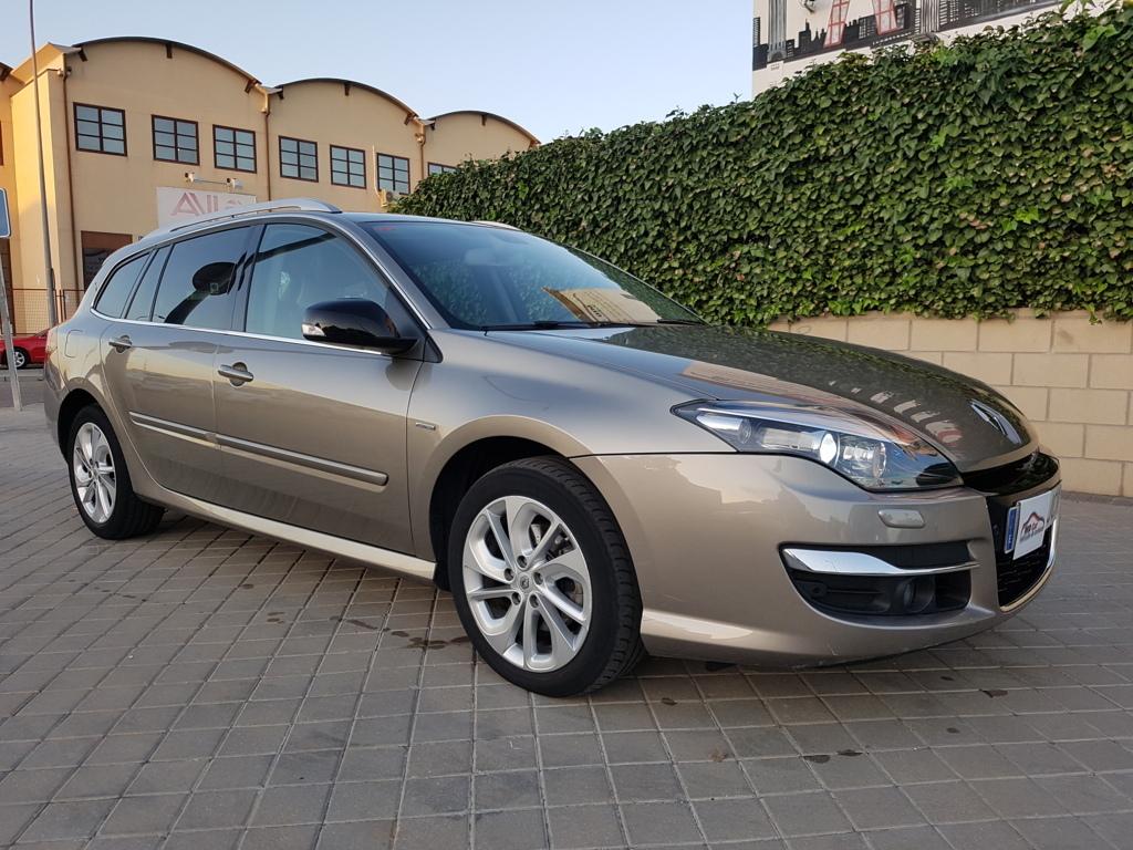 Autocasión MID Car vehículos segunda mano Madrid, Torrejón de Ardoz, Renault Laguna Grand Tour al mejor precio