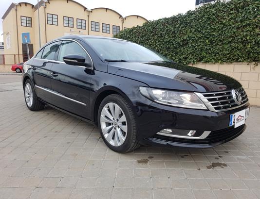Autocasión MID Car vehículos segunda mano Madrid, Torrejón de Ardoz - Vw CC 2.0Tdi DSG Bluemotion al mejor precio