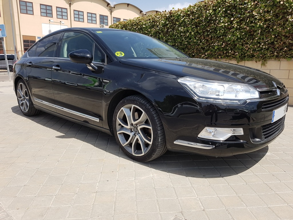 Autocasión MID Car vehículos segunda mano Madrid, Torrejón de Ardoz, Citroen C5 2.2Hdi Cas Exclusive 205Cv al mejor precio
