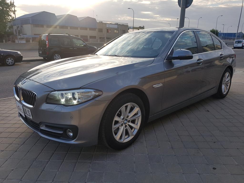 Autocasión MID Car vehículos segunda mano Madrid, Torrejón de Ardoz, BMW 520Da 190Cv al mejor precio