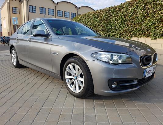 Autocasión MID Car vehículos segunda mano Madrid, Torrejón de Ardoz - BMW 520Da 190Cv al mejor precio