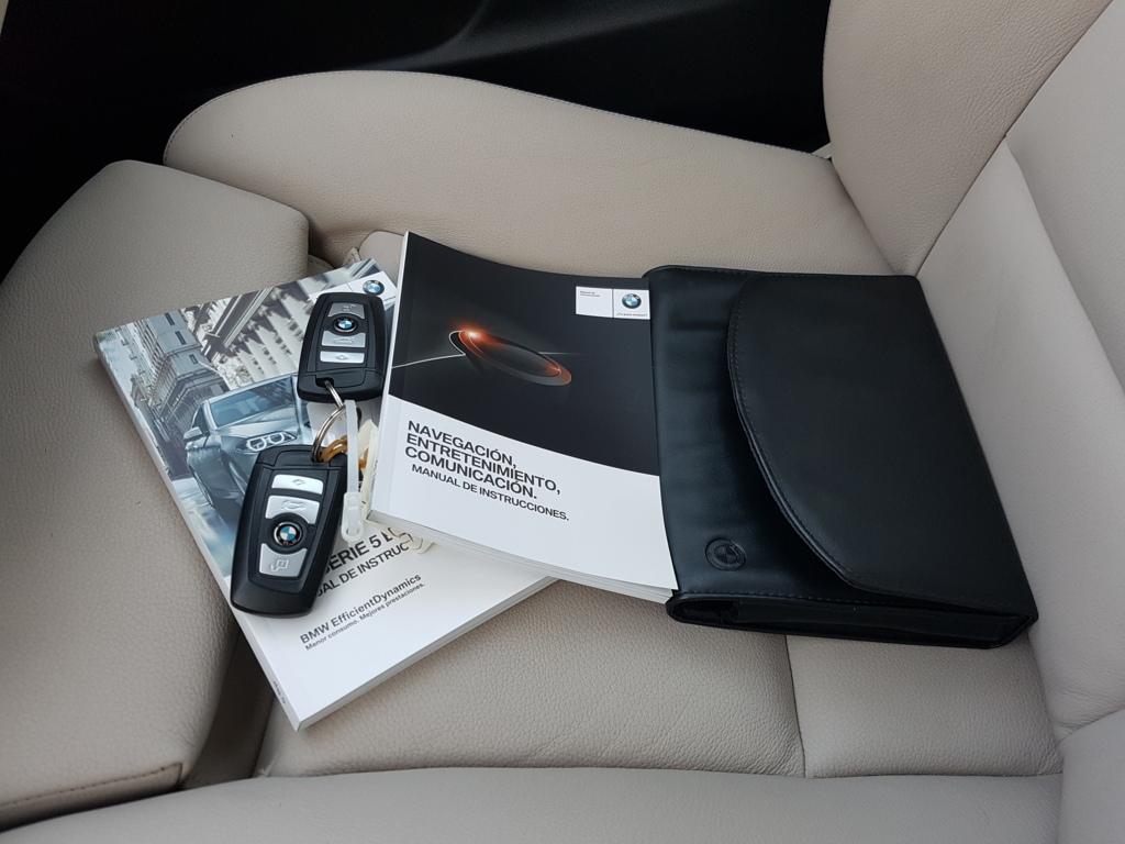 Autocasión MID Car vehículos segunda mano Madrid, Torrejón de Ardoz, BMW 525DA  al mejor precio