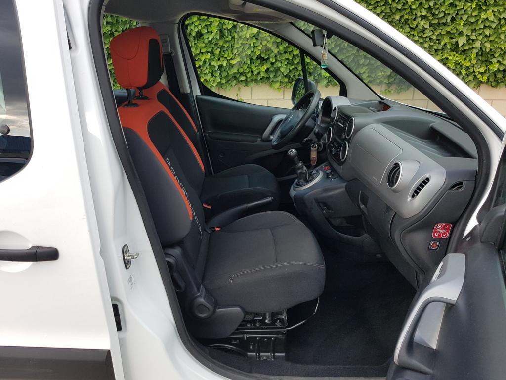Autocasión MID Car vehículos segunda mano Madrid, Torrejón de Ardoz, Citroen Berlingo 1.6Hdi Multiespace Live Edition 100Cv al mejor precio