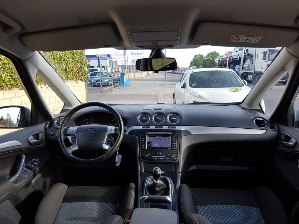 Autocasión MID Car vehículos segunda mano Madrid, Torrejón de Ardoz, Ford S-Max 2.0Tdci Limited Edition 7 Plazas al mejor precio