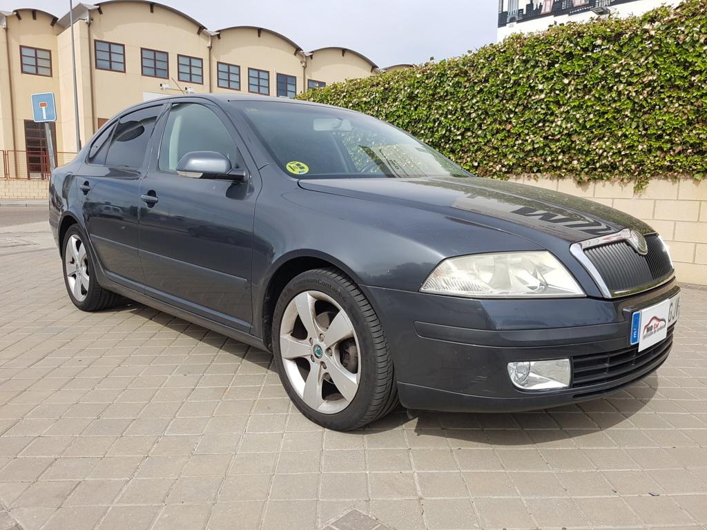 Autocasión MID Car vehículos segunda mano Madrid, Torrejón de Ardoz, Skoda Octavia 2.0Tdi 140Cv  al mejor precio