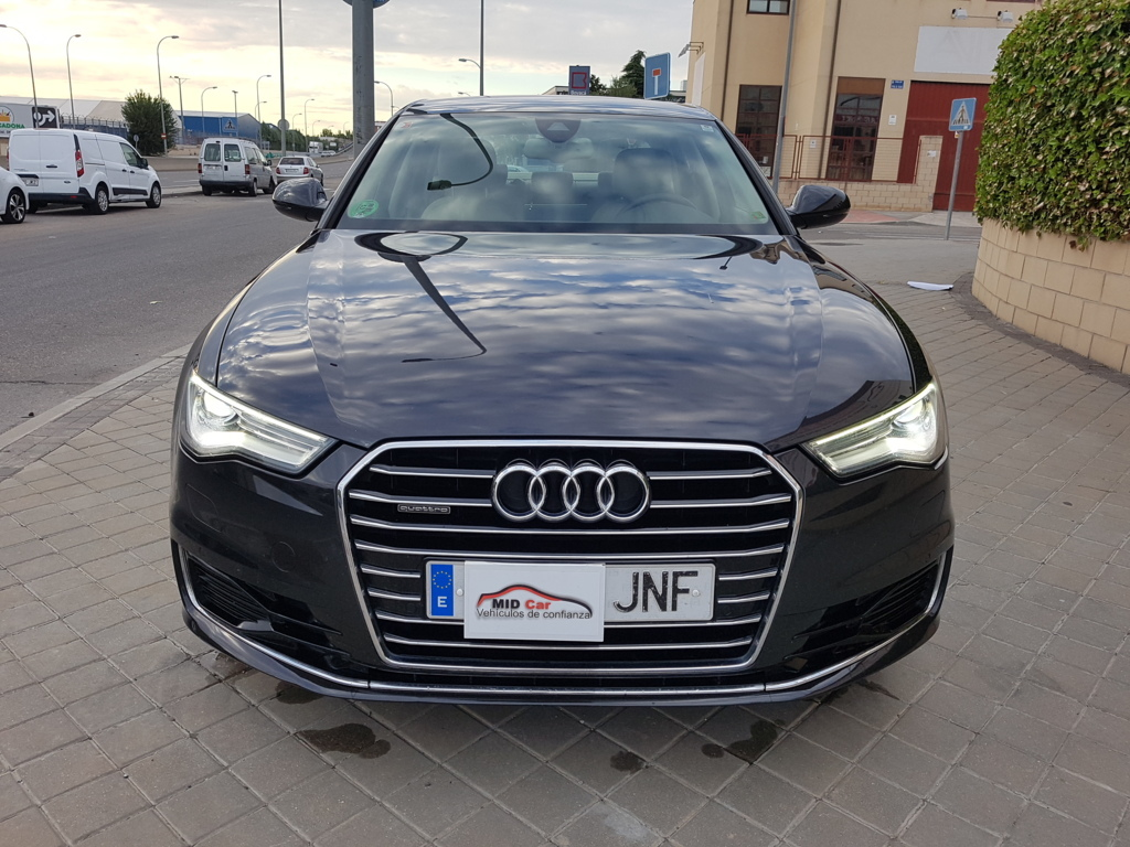 Autocasión MID Car vehículos segunda mano Madrid, Torrejón de Ardoz, Audi A6 3.0Tdi Quattro STronic Advance 218Cv al mejor precio