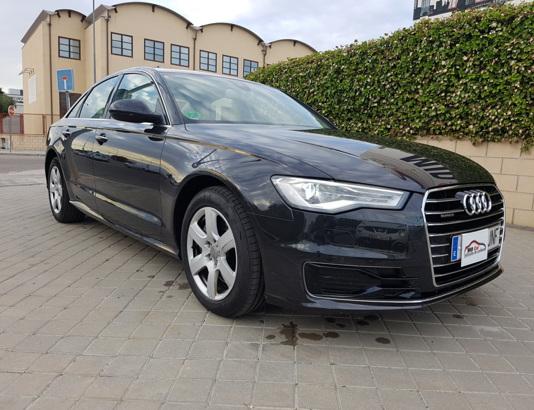 Autocasión MID Car vehículos segunda mano Madrid, Torrejón de Ardoz - Audi A6 3.0Tdi Quattro STronic Advance 218Cv al mejor precio