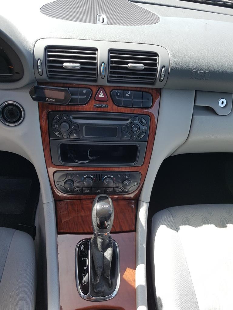 Autocasión MID Car vehículos segunda mano Madrid, Torrejón de Ardoz, Mercedes Benz C270 Cdi Auto 170Cv al mejor precio