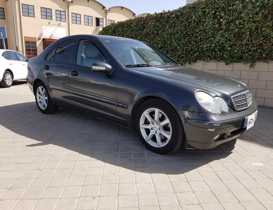 Autocasión MID Car vehículos segunda mano Madrid, Torrejón de Ardoz - Mercedes Benz C270 Cdi Auto 170Cv al mejor precio