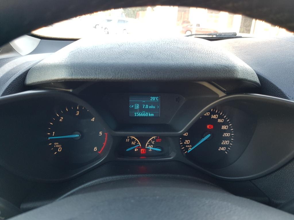 Autocasión MID Car vehículos segunda mano Madrid, Torrejón de Ardoz, Ford Transit Connect Van 1.6 Tdci 95cv Trend 210 L2, 3 Plazas al mejor precio