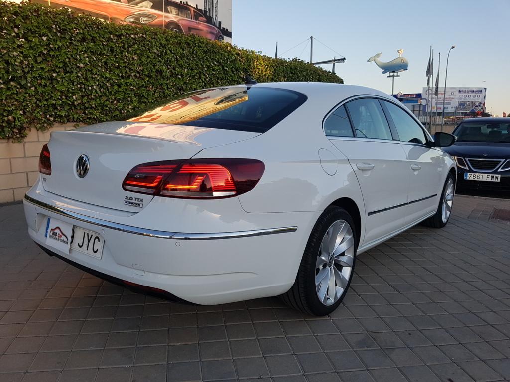 Autocasión MID Car vehículos segunda mano Madrid, Torrejón de Ardoz, Vw CC 2.0Tdi 150Cv DSG BMT al mejor precio