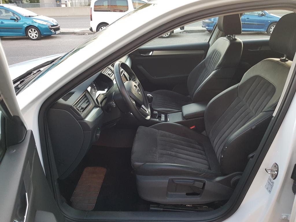 Autocasión MID Car vehículos segunda mano Madrid, Torrejón de Ardoz, Skoda Superb Combi 2.0Tdi 150Cv BMT al mejor precio