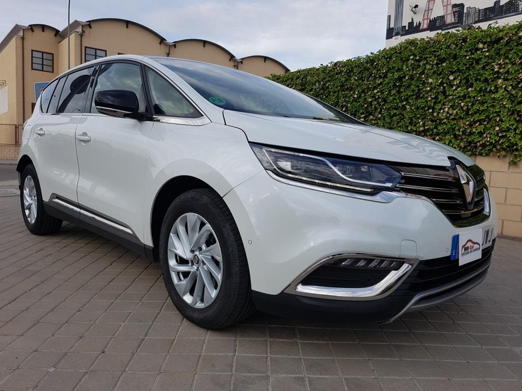 Autocasión MID Car vehículos segunda mano Madrid, Torrejón de Ardoz, Renault Espace Energy 160Cv Twin Turbo EDC al mejor precio