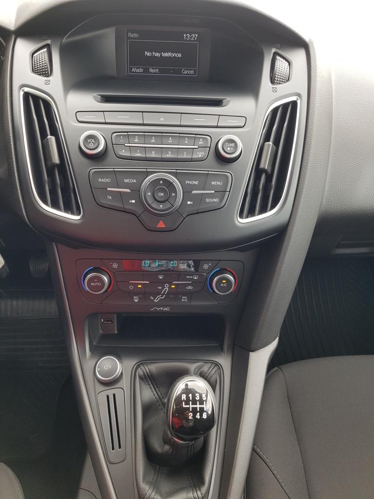 MIDCar coches ocasión Madrid Ford Focus 1.5 Tdci E6 95Trend+ Sportbreak