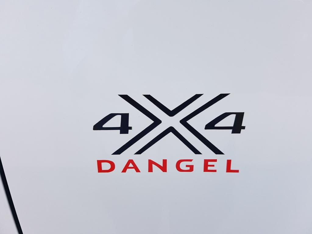 MIDCar coches ocasión Madrid Peugeot Expert 4x4 Dangel 2.0Hdi 122Cv, 6 Velocidade