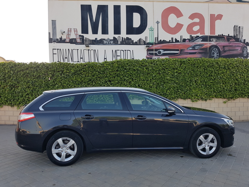 MIDCar coches ocasión Madrid Peugeot 508 SW 2.0Hdi Business Line