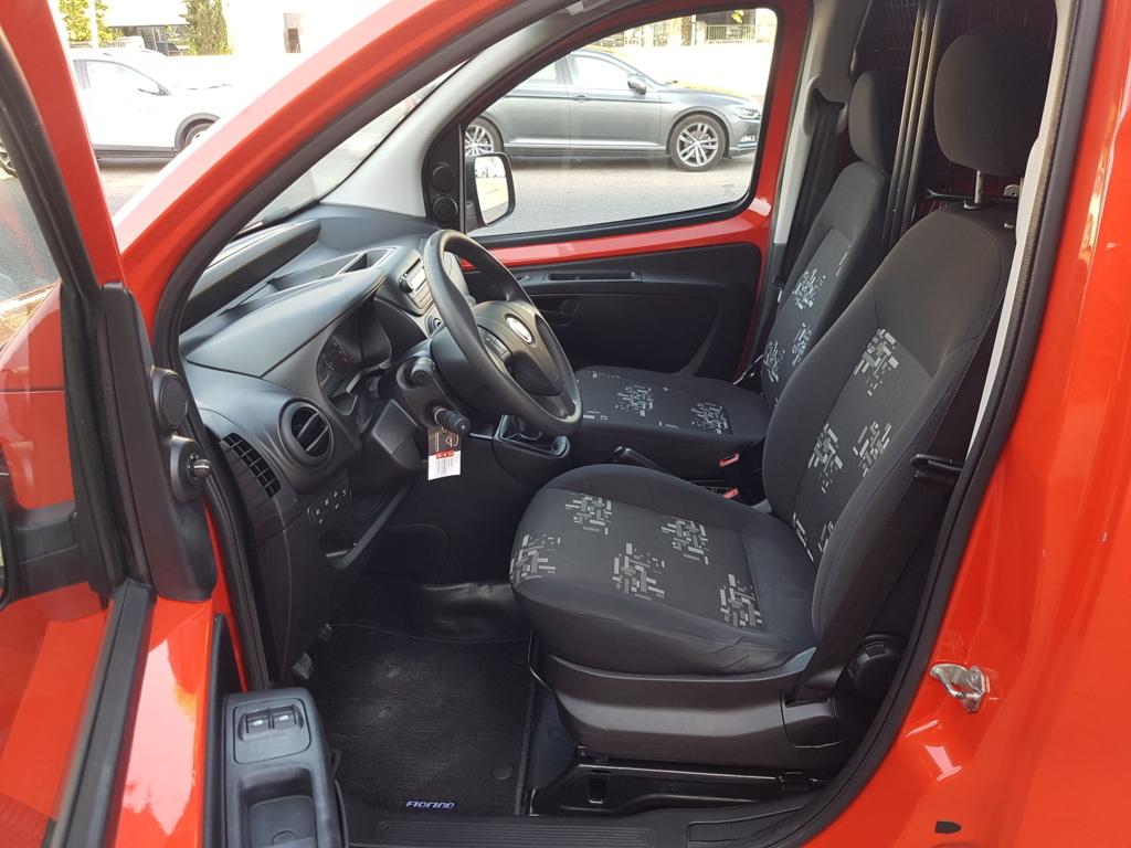 MIDCar coches ocasión Madrid Fiat Fiorino 1.3Hdi 75Cv
