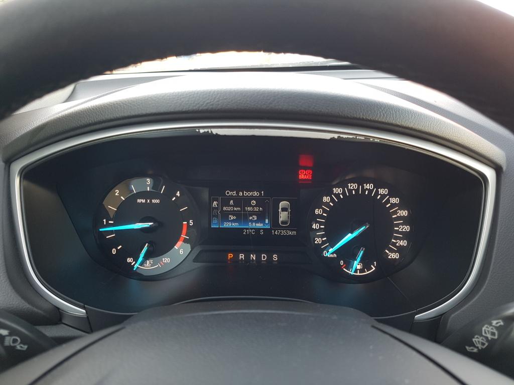 MIDCar coches ocasión Madrid Ford Mondeo 2.0Tdci Powershift  150Cv